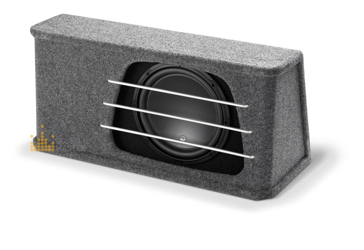 589 Jl Audio W3 Subwoofer Box Enclosure With 12inch Wiring